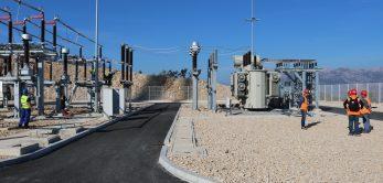 Vetropark Možura - TS 110/35 kV Možura